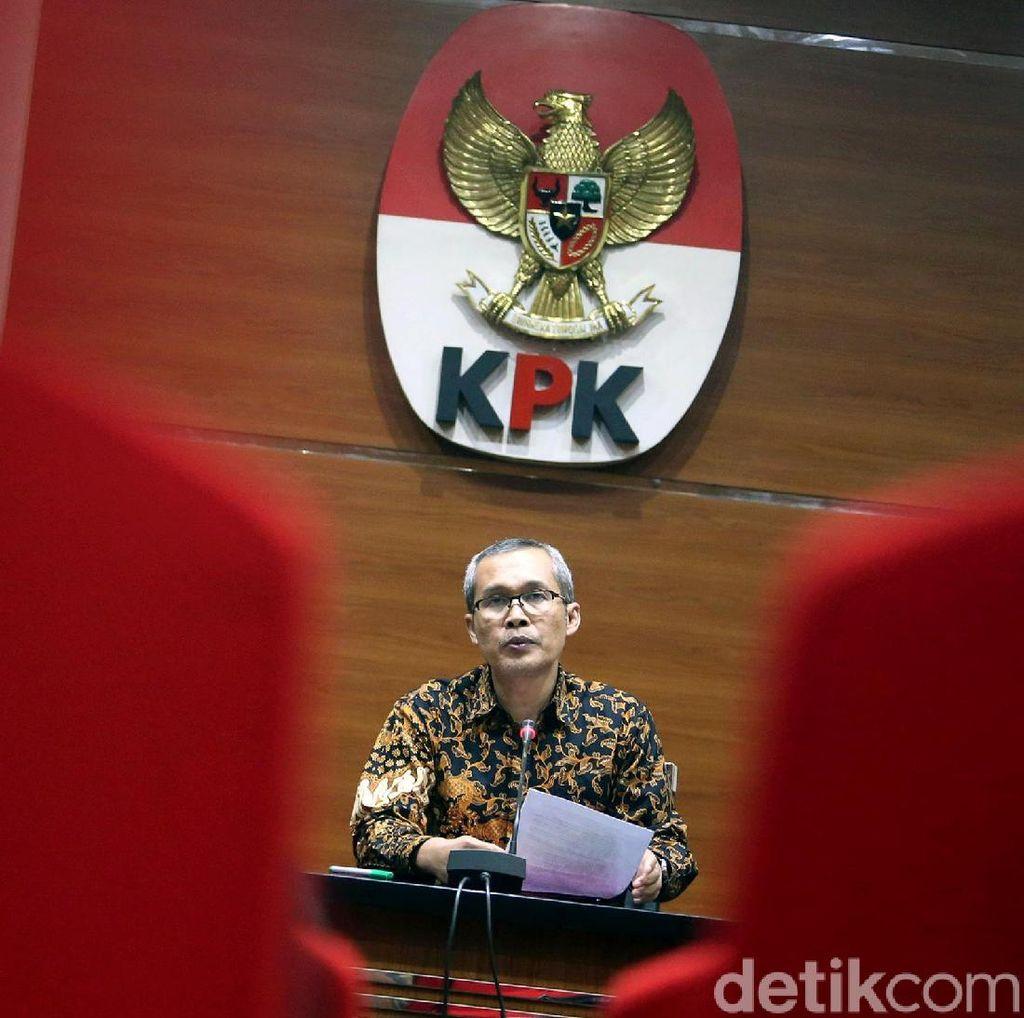 Dudy Jocom Kembali Jadi Tersangka Korupsi Gedung IPDN