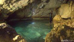 Gua Kristal di Kupang, Favorit Turis Asing
