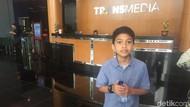 Ini Akbar, Bocah 11 Tahun Pembuat Alat Pembersih Sepatu Otomatis