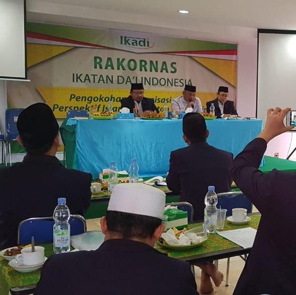 Ini 8 Rekomendasi Rakornas Ikatan Dai Indonesia