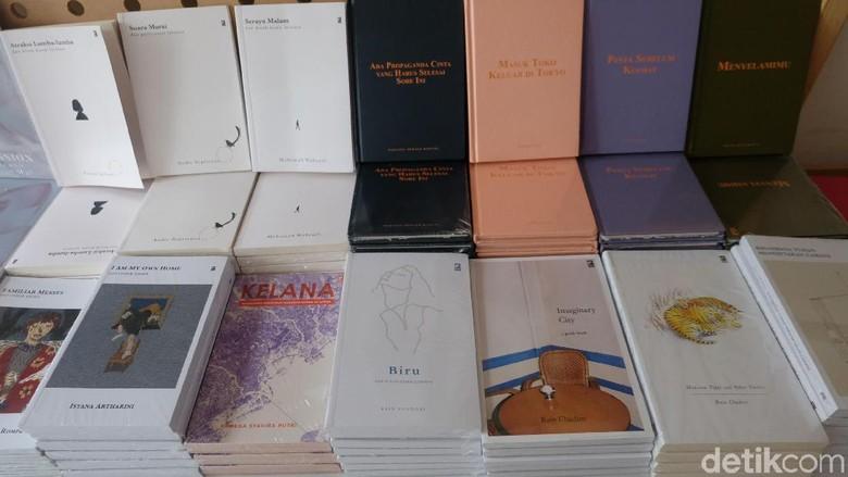 Gaet Penulis Muda, Comma Books akan Terbitkan Novel Grafis Foto: Tia Agnes/ detikHOT