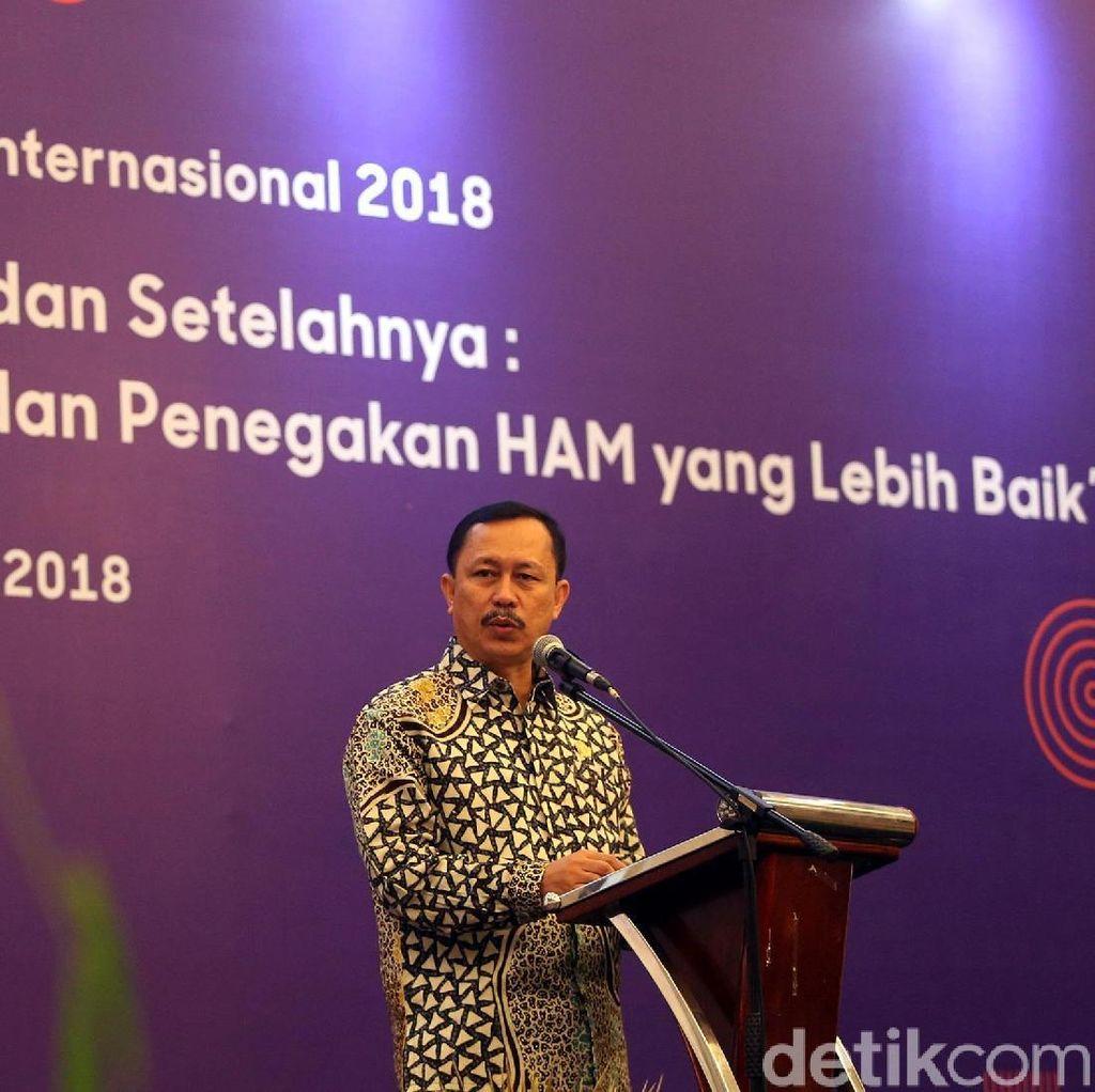 Menteri ATR/BPN Hingga Ketua Komnas HAM Peringati Hari HAM Sedunia