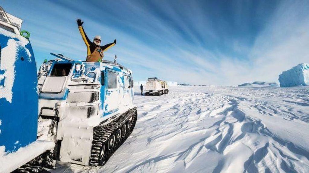 Mau Kerja di Antartika? Sejumlah Lowongan Ini Tersedia