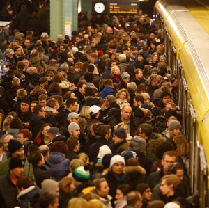 Gaji Belum Naik, Pegawai Kereta di Jerman Mogok Besar-besaran