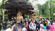 Foto: Festival Kopi di Ciamis yang Kekinian Banget