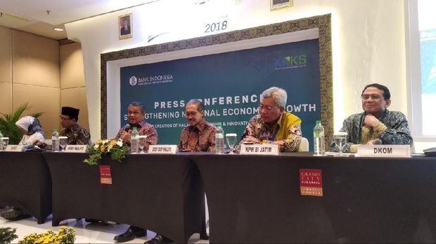 Buka ISEF 2018, Syariah Dicanangkan Jadi Arus Baru Ekonomi RI
