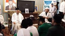 Maruf Amin Ungkap Makna di Balik Foto Bak Wapres yang Kini Dicopot