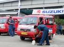 Suzuki Gratiskan Servis Angkot Jakarta