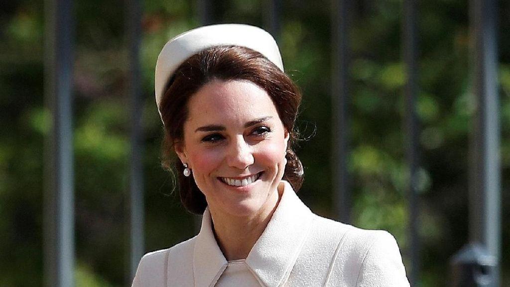 Foto: Ini Sepatu Kesayangan Kate Middleton, Hampir Tak Pernah Ganti