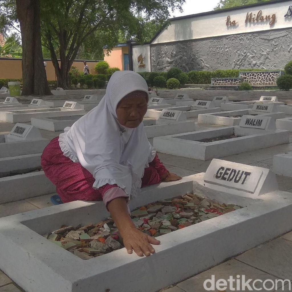 Haru Keluarga Korban Kenang Tragedi Pembantaian di Rawagede