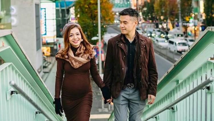 Manisnya Pujian Maya Septha untuk Suami Tercinta
