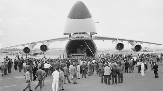 10 Pesawat Terbesar Sedunia
