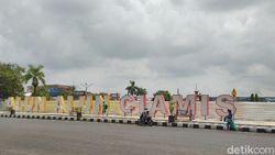 Alun-alun Ditutup, Perayaan Tahun Baru di Ciamis Dipindah