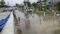 Diguyur Hujan Lebat, Pekanbaru Dikepung Banjir