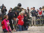 Dukung Hak Imigran, 32 Orang Ditangkap Otoritas AS