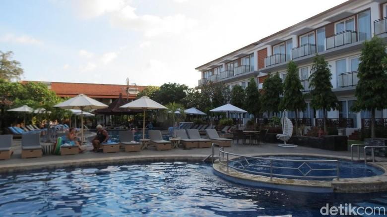 Hotel Sol House Kuta Bali (Fitraya Ramadhanny/detikTravel)
