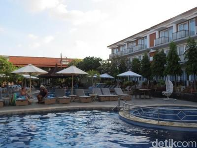 Hotel Tenang Bagai Oase di Tengah Kuta, Bali