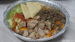 Gyro Chicken dan Beef Roasted Enak Buat Makan Siang