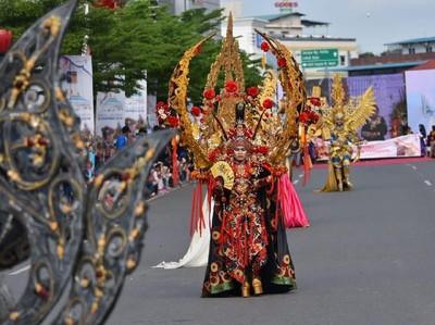 BICC 2018 Angkat Tema Suku Laut dengan Beragam Kostum
