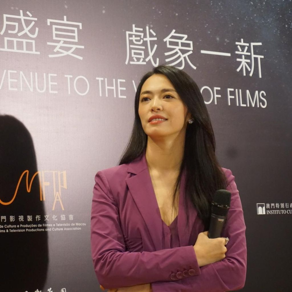Yao Chen, Aktris Cantik yang Jadi Sorotan di Film Festival Macau 2018