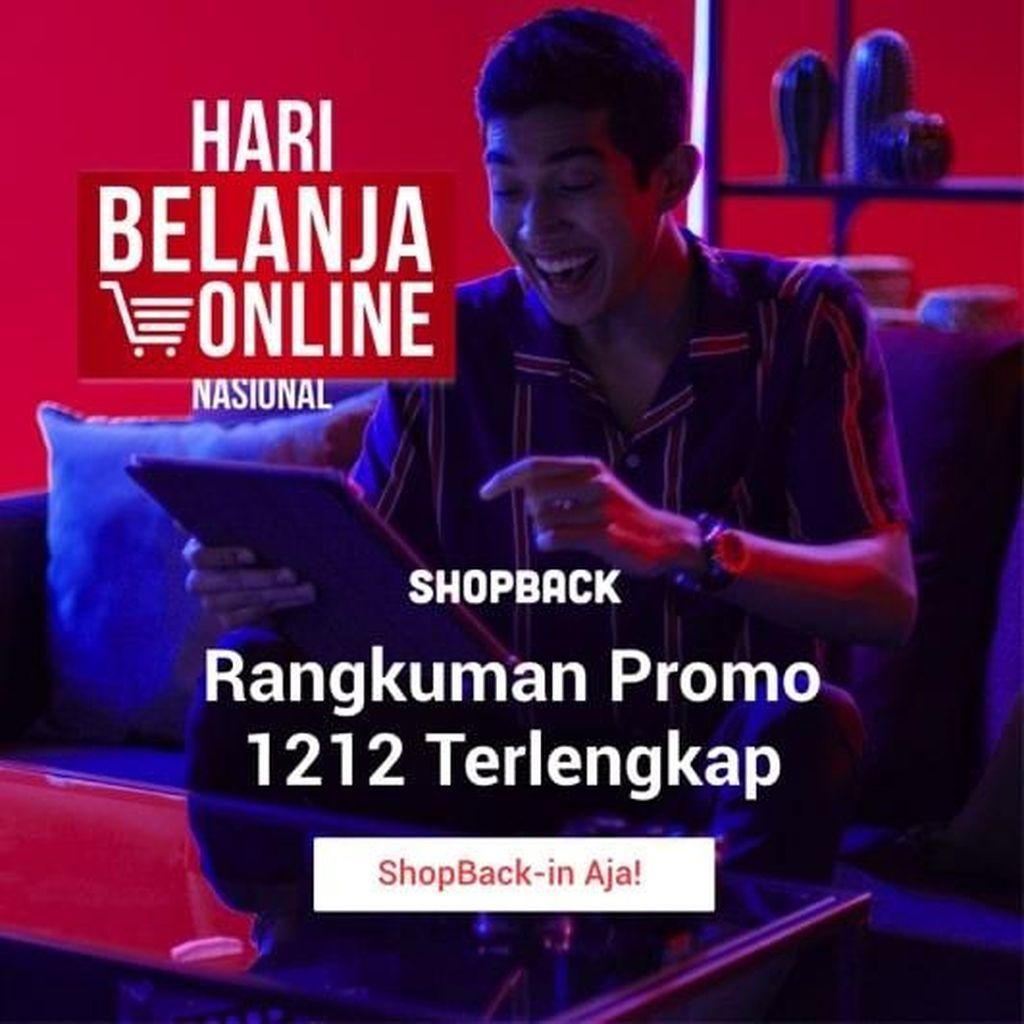 Rangkuman Promo dan Cara Untung Belanja Harbolnas 1212