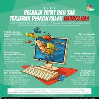 Harbolnas Digelar, 5 Situs Belanja Ini Promo & Diskon Akbar!