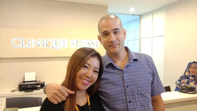 Cerita Okan Kornelius dan Istri Berencana Program Bayi Tabung