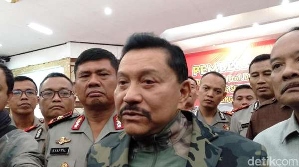 Hendropriyono: KKB di Papua Teroris, Harus Dimusnahkan