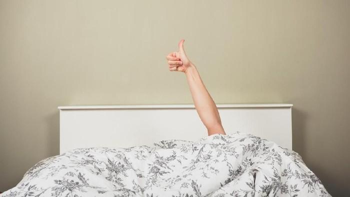 Langsung tidur atau bercinta? Masing-masing ada manfaatnya. (Foto: iStock)