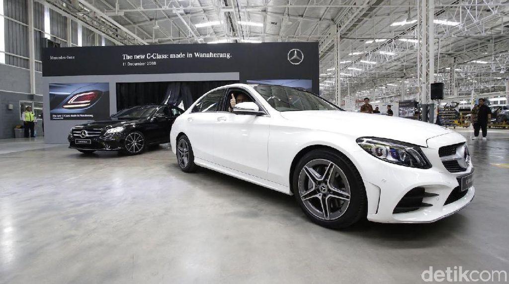 Memasuki Tahun Pemilu, Mercedes-Benz Gaspol Terus
