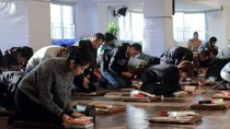 Polisi China Tahan Ratusan Jemaat Gereja
