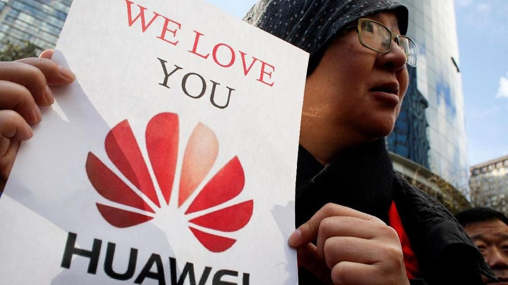 Ada Intelijen Lima Mata di Balik Gangguan Pada Huawei