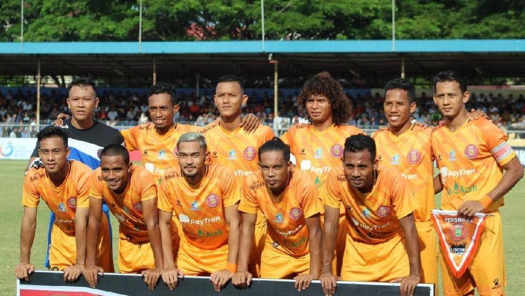3 Pelatih Asing Melamar ke Persiraja Banda Aceh