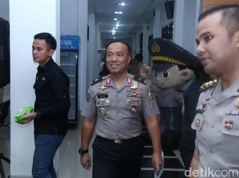 Kepala Biro Penerangan Masyarakat Divisi Humas Polri Brigjen Dedi Prasetyo.