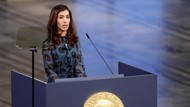 Mengenal Sosok Nadia Murad, Si Penyintas yang Raih Nobel Perdamaian