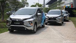 Seperti Avanza dan Wuling, Xpander Bakal Jadi Armada Taksi?