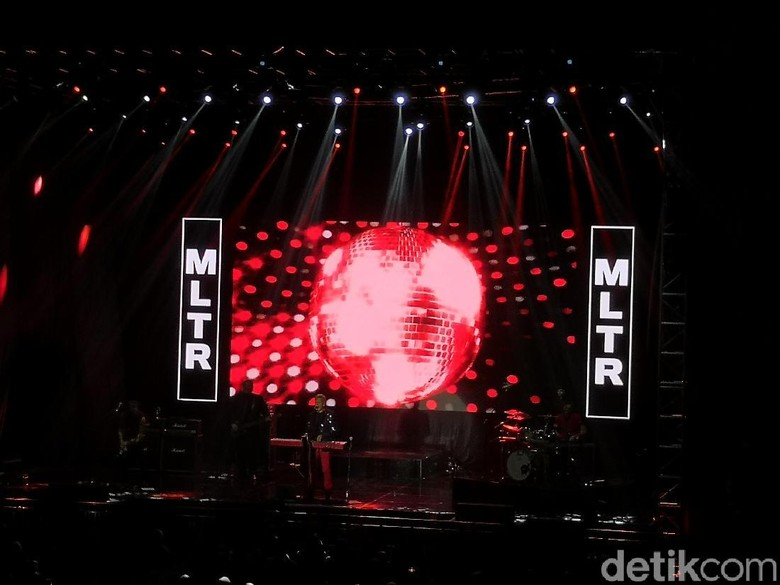 Foto: Michael Learns To Rock (MLTR) / Dyah P Saraswati
