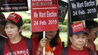 Pemilu Thailand Ditetapkan Februari 2019, Parpol Sudah Bisa Kampanye