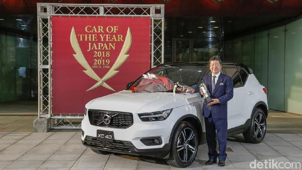 CEO Volvo Takayuki Kimura