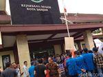 Mahasiswa Banjar Demo Kejaksaan, Tuntut Penuntasan Kasus Korupsi