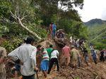 Longsor di Sumbar, Seribuan Warga Desa di Limapuluh Kota Terisolasi