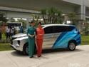 Biasa Mobilio/Avanza, Garuda Indonesia Banting Setir Pakai Xpander