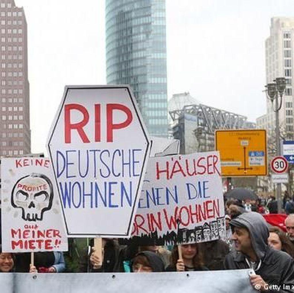 Investor Beli Satu Jalan di Berlin, Warga Protes