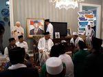 Dapat Dukungan dari NU Tangsel, Maruf Janji Tak Akan Jual Busa