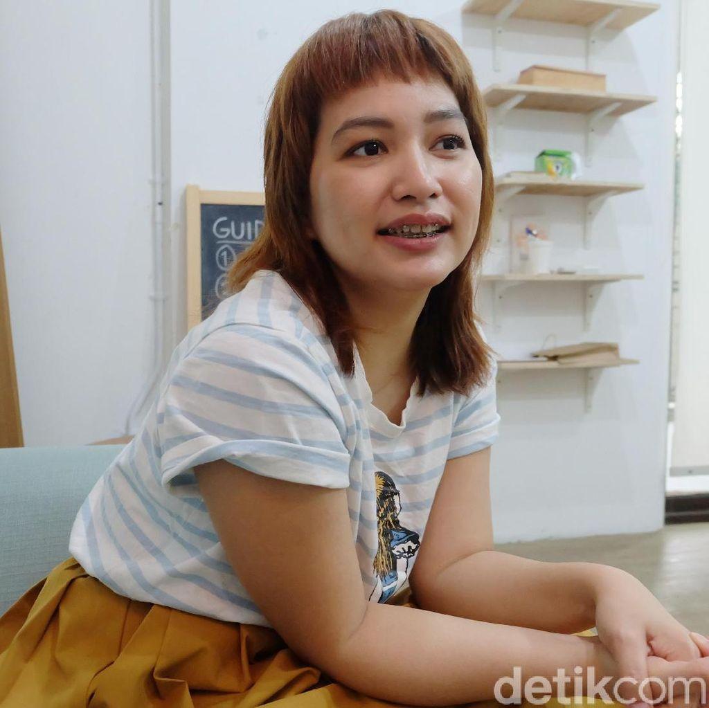 Anya Rompas Bakal Tulis Buku Hasil Pengalaman Residensi