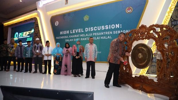5 Tahun, BI Targetkan Industri Syariah Capai Market Share 20%