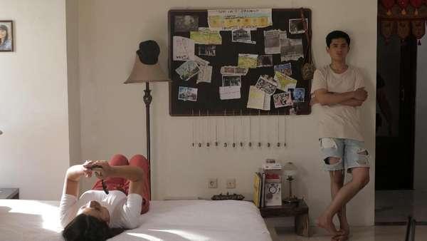 Lihat Keakraban Anya Geraldine dan Nina Kozok saat Syuting