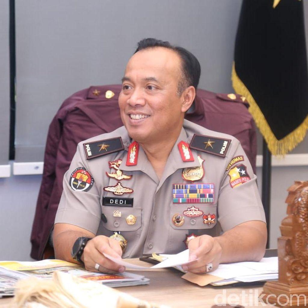 Densus 88 Cek Dugaan Aliran Dana Warga Malaysia ke JAD Jateng