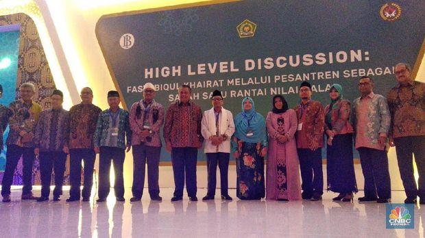 BI Ungkap Terobosan Pesantren Jadi Arus Ekonomi Indonesia