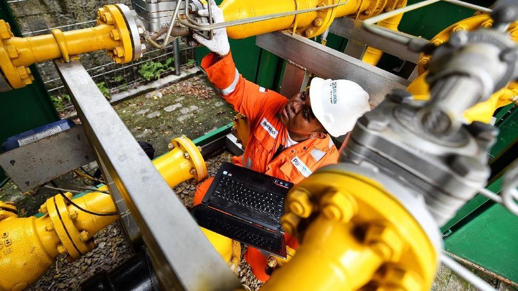 Kuartal I 2019, PGN Raih Laba Bersih Rp 920 Miliar